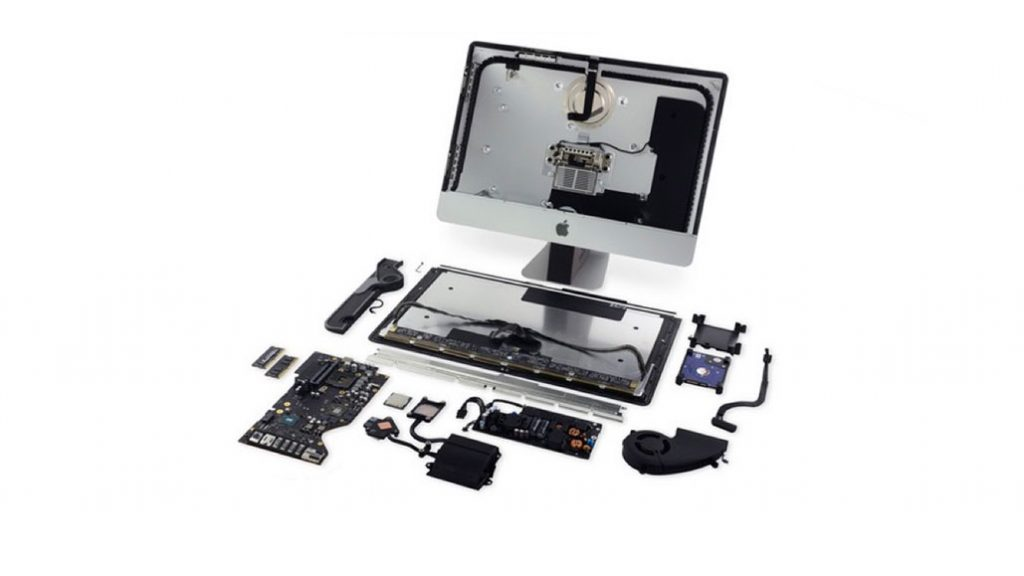 iMac disassembkato