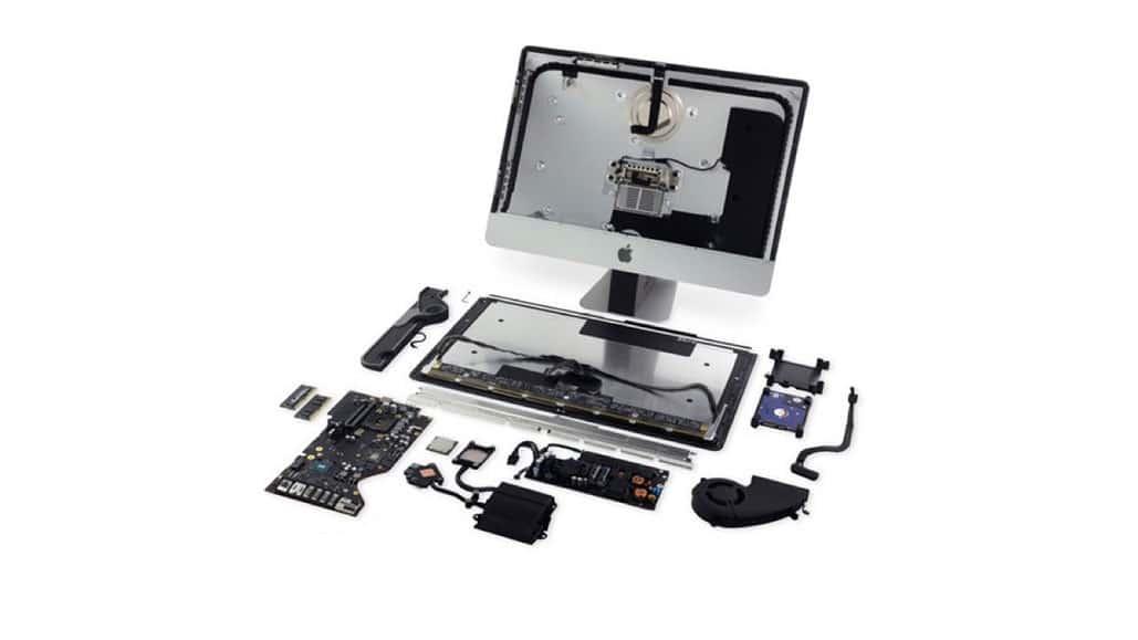 iMac disassembkato